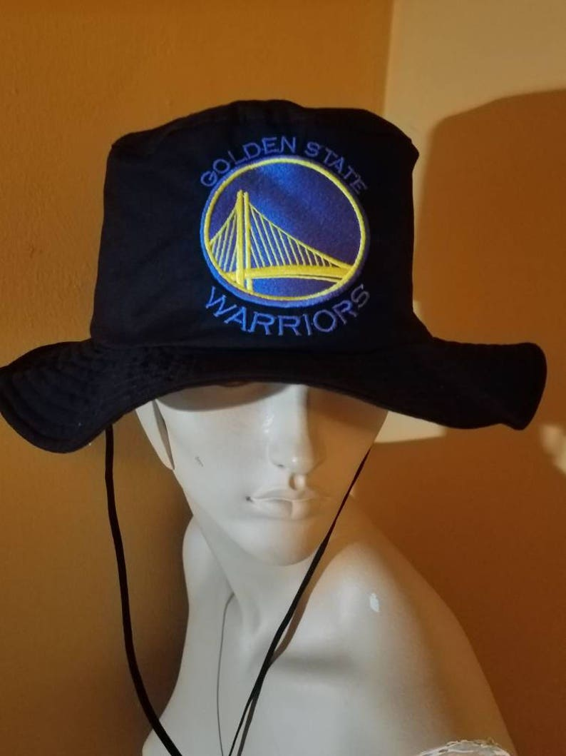 ee717f346f6 Golden State Warriors Bucket Hats