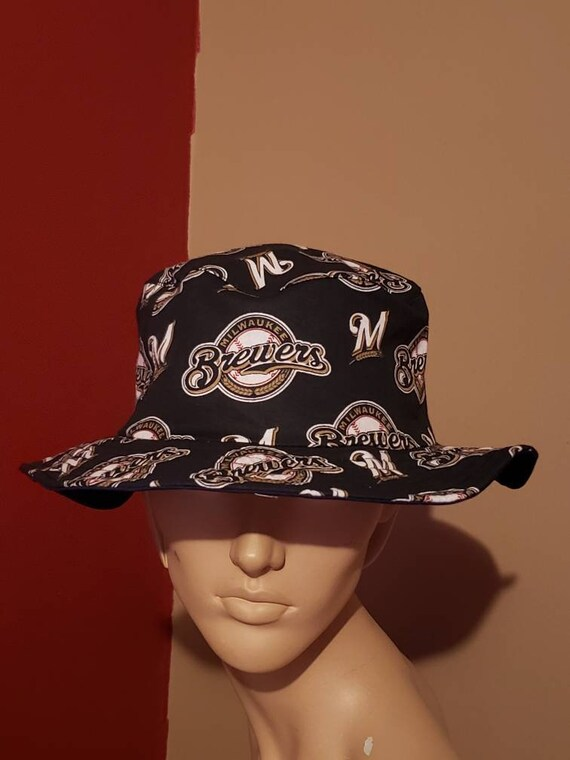 ff6c3db7944 Mil Brewers Bucket Hat