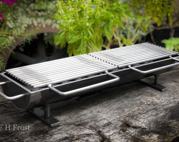624 Hibachi Grill- The most versatile compact hibachi