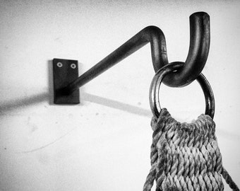 "Bike/utility Hook- 13"" Wall mount"