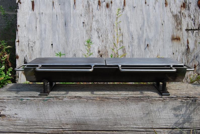 The most versatile compact hibachi 624 Hibachi Grill