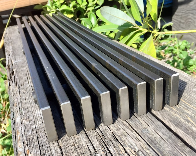 """Super Heavy-Duty Profesional Grill Top- 6"""" x 24"""" Replacement Section"""