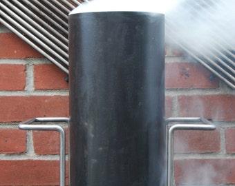 Charcoal starter chimney