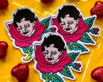 Sour Baby Embroidered Patch