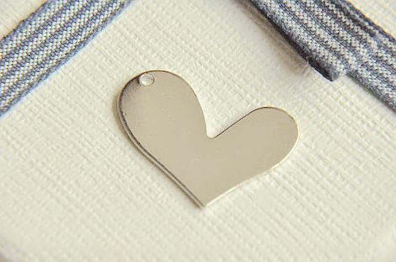 heart cabochons infinity heart charm 8pcs iron plated iron color heart  jewelry accessories