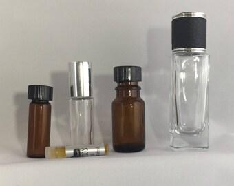 1 oz. Kamala's Own Amber oil