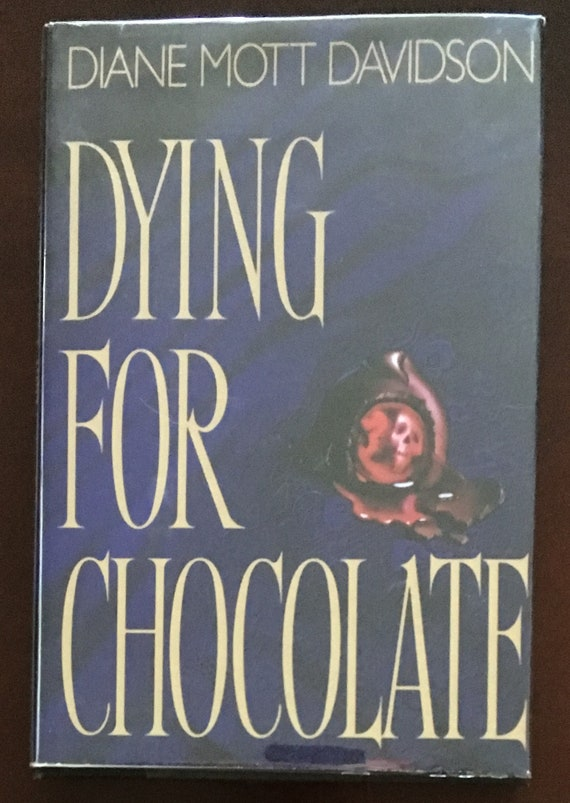dying for chocolate davidson diane mott