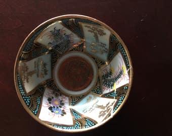 Mini bowl from Japan, vintage.