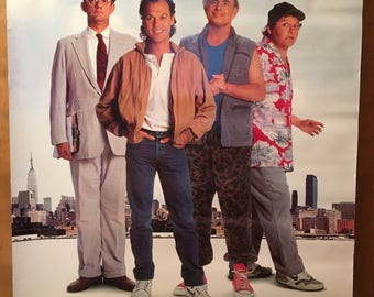 Movie Poster, The Dream Team with Michael Keaton