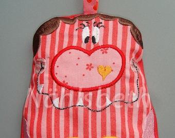 Knudie heat pillow cherry core pillow grain pillow