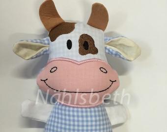 Toy Cow Frieda