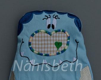 Knudie Heat Pillow cherry pit pack grain Pillow