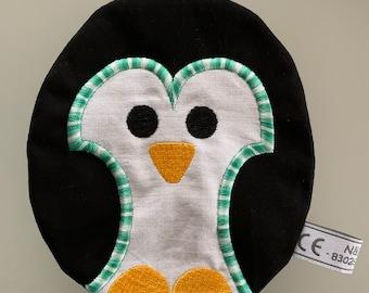 Penguin Cherry Pit Pillow