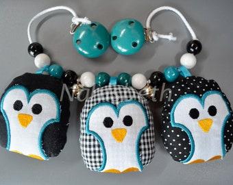 Pushchair Chain Penguins - The ORIGINAL -
