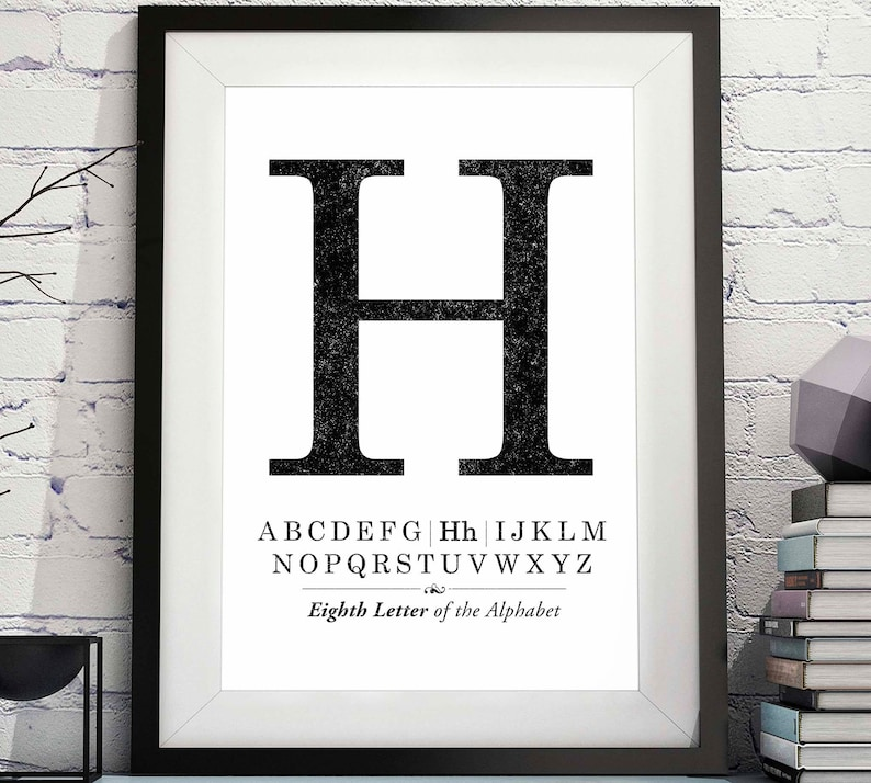 picture regarding Printable Letter H named H Printable, Letter H Artwork, Letter H Wall Decor H alphabet H, printable to start with H monogram H individual monogram H letter h print H printable