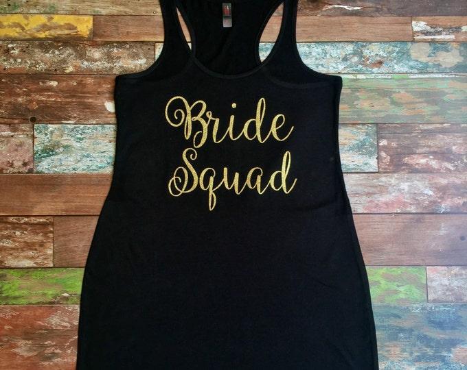 Custom Bachelorette Tank Dress, Bridesmaid gift, Swimsuit Coverup, Bachelorette Party Tank Dress, Bride Tank Dress, Bridesmaid Tank Dress