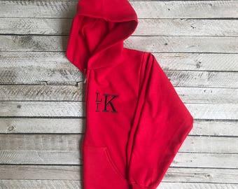 Monogrammed Hoodies, Monogrammed Jacket, Monogram Hoodie, Monogrammed Jacket, Bridesmaid Gift, Kids, Womens, Plus Size Clothing