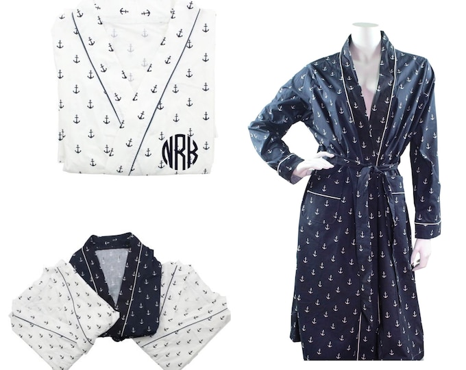 Monogrammed Robe, Bridesmaid Robe, Monogrammed Robe, Ladies Robe, Monogram Kimono Robe, Monogrammed Gifts