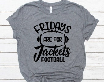 Friday's are for Football Shirt, Custom Football Shirt, Jackets Football Shirt, Custom Football Shirts, Boutique Football Shirt