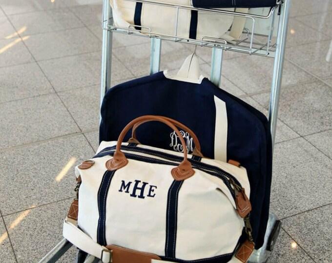 Monogrammed Weekender Bag, Oversized Weekender Bag, Monogrammed Luggage, Bridesmaid Gifts, Monogrammed Gifts