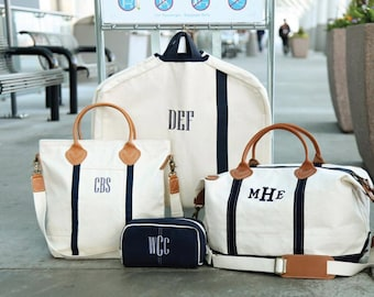 Monogrammed Weekender Bag, Oversized Weekender Bag, Monogrammed Luggage, Bridesmaid Gifts, Monogrammed Gifts