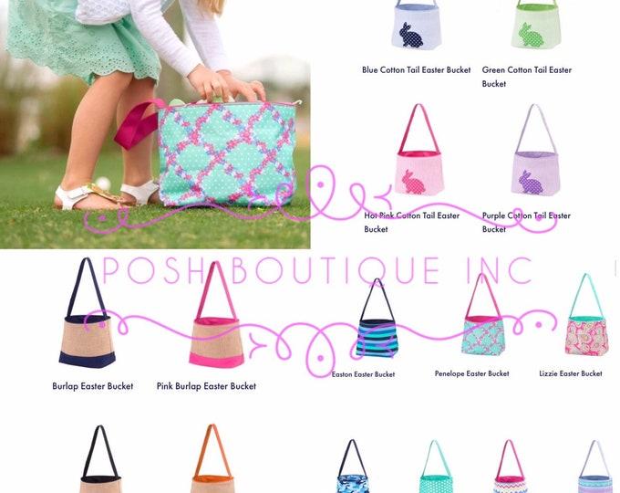 Easter Baskets, Monogrammed Easter Basket, Personalized Easter Basket, Girls Easter Baskets, Boys Easter Baskets, Kids Easter Tote
