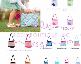 Monogrammed Easter Basket, Monogram Easter Basket, Personalized Easter Basket, Kids Easter Baskets, New Prints for 2019