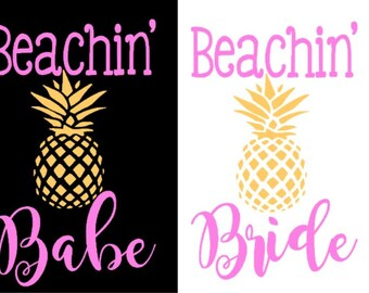 Beachin Babe and Beachin Bride Custom Coverups for Rachelle Gouvea's Group