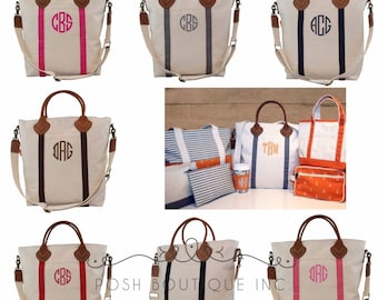 Monogrammed Carry On Bag, Flight Bag, Personalized Luggage, Luxury Travel Bag