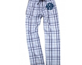Personalized Pajamas, Monogram Pajama Pants, Pajama Pants, Bridesmaid gifts, Pajama Set Bridesmaid, Bridesmaid Gifts, Honeymoon Pajamas