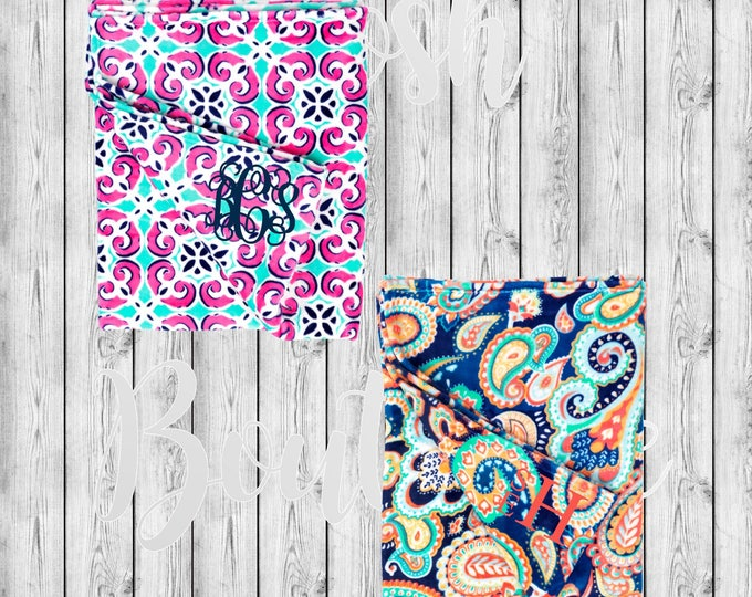 Monogram Throw Blanket, Mia Tile, Emerson Paisley, Graduation Gifts, Girls Throw Blankets, Personalized Blanket, Plush Blanket
