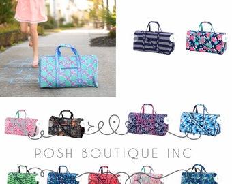 2c57f18348 Monogrammed Duffle Bags