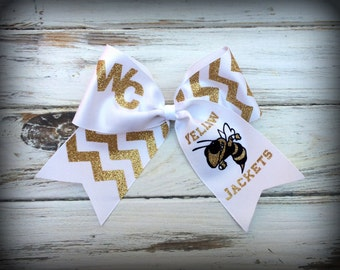 Cheer Bows, Hair Bows, Monogram cheer bows, Custom Cheer Bows, Custom team cheer bow, TEAM DISCOUNTS, Custom Team Bows, Hair Bows