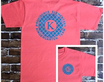 Custom Shirts, Teacher Shirts, Bachelorette Shirts, Business Shirts, Custom Logo Shirts, Team Shirts, Monogrammed Shirts, Group Discounts