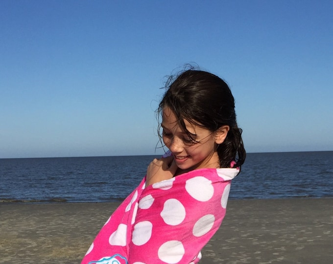 Monogrammed Beach Towel, Monogram Beach towel, Custom Beach Towel, Bridesmaid Gift, Corporate Gift, Destination Wedding, Bachelorette Party