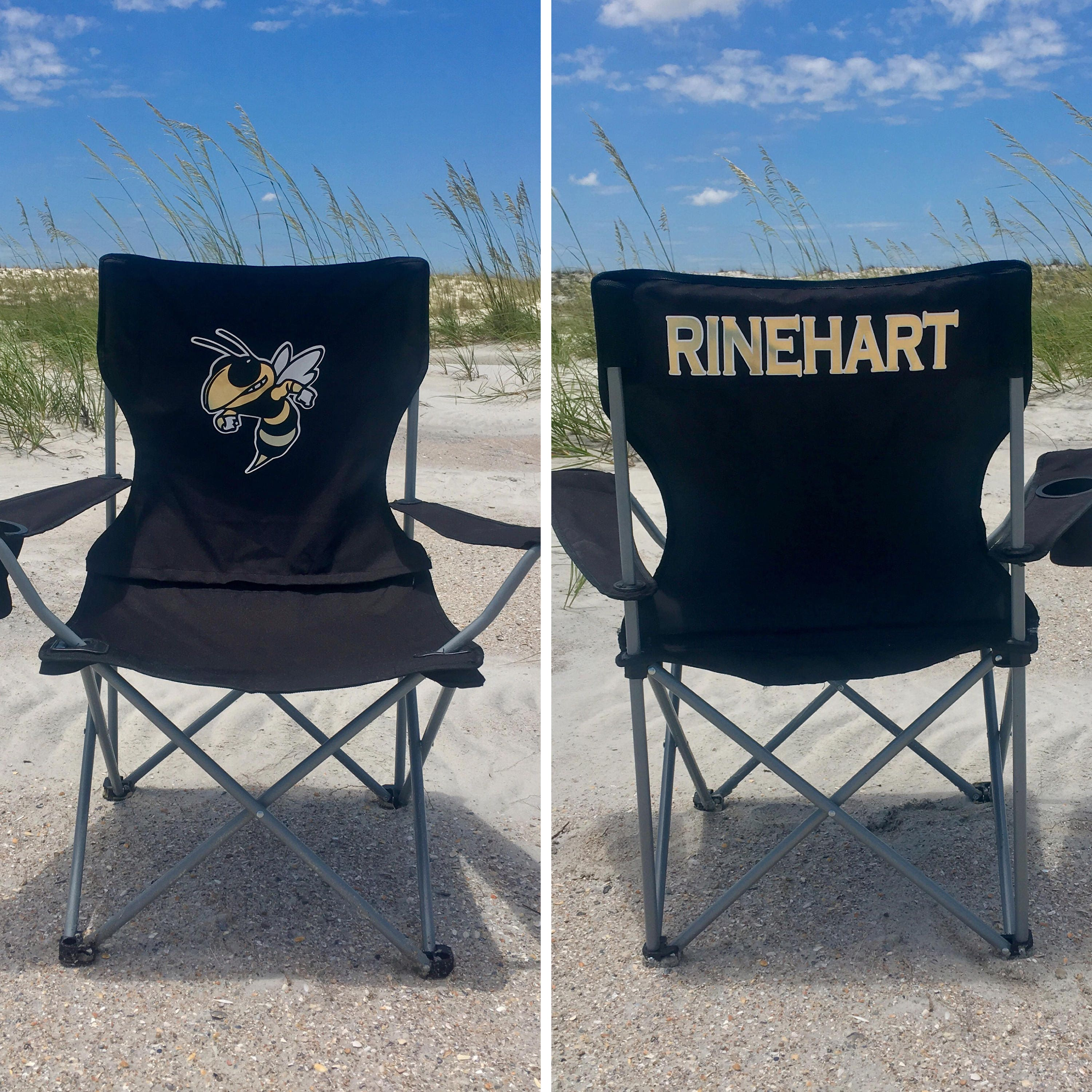 Custom Folding Chair, Personalized Chair, Beach Chair, Groomsman Gift,  Custom Camp Chair, Game Day Chair, Personalized Chairs