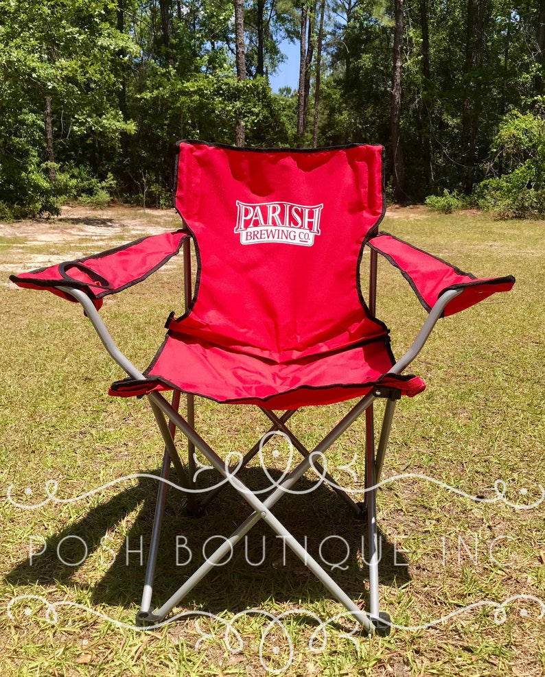 Custom Folding Chair Personalized Chair Groomsman Gift Camp Etsy