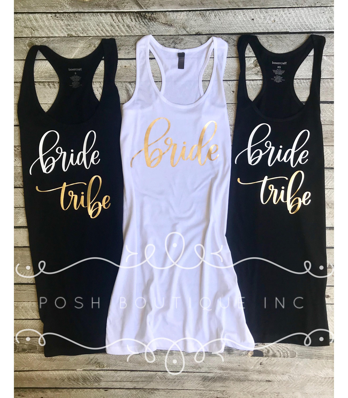 8cd0c3f2775dc ... Bachelorette Tank Dress, Bridesmaid Swim Cover Ups, Bridesmaid Gifts,  Girls trip Coverups. gallery photo ...