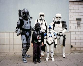 Darth Vader & Friends