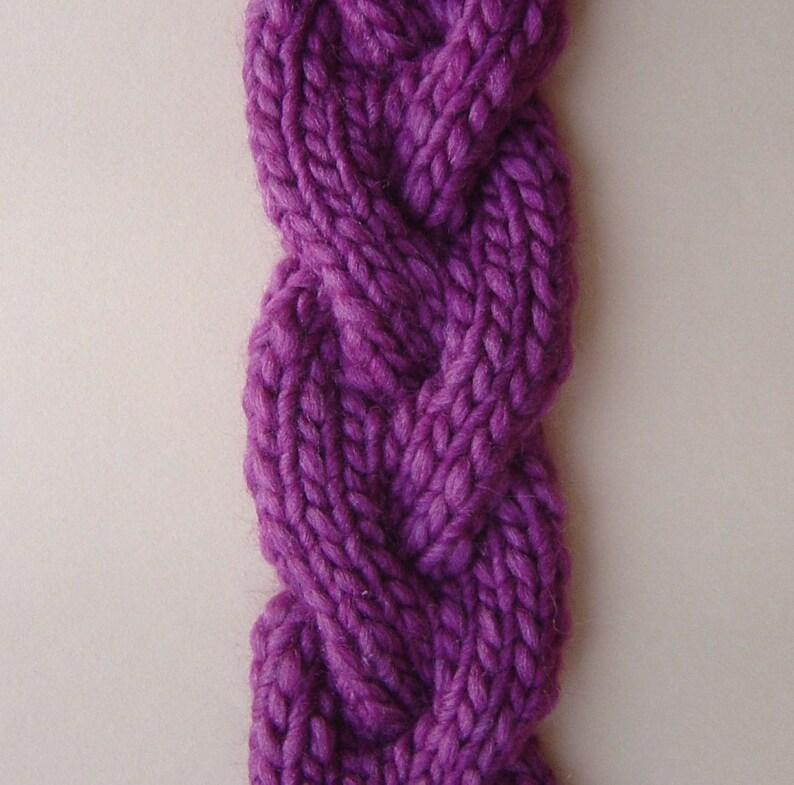 Headband KNITTING PATTERN Quick and Easy Beginner Knit ...