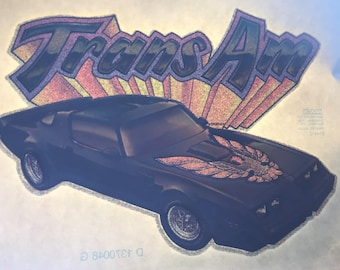 """dxf file /""""77 Trans Am/"""""""
