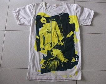 Guitar Art Punk Rock T-Shirt