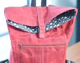 Customized Range Backpack|Overnight Bag| Diaper Bag