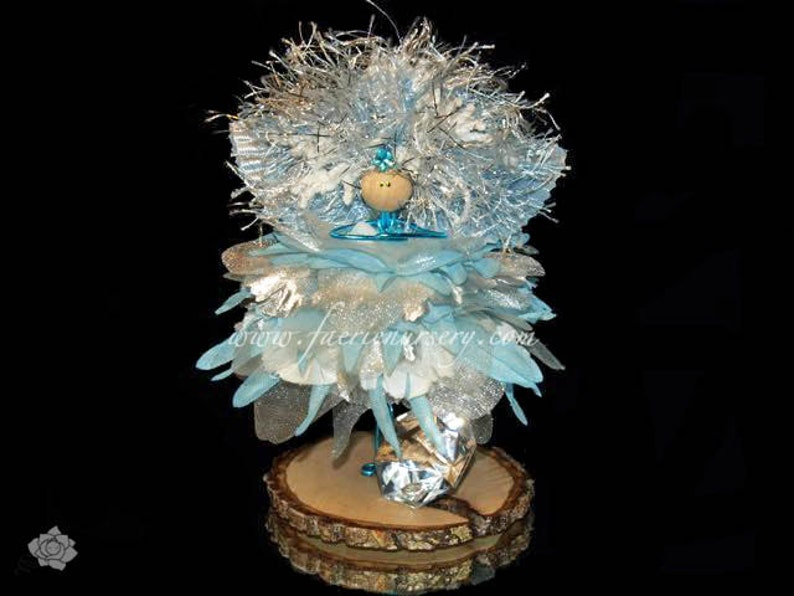 The Northern Faeries  Polaire  OOAK Fairy Faerie image 0
