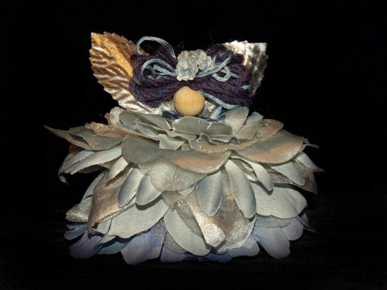 Whisper the Flower Petal Faerie Fairy OOAK image 0