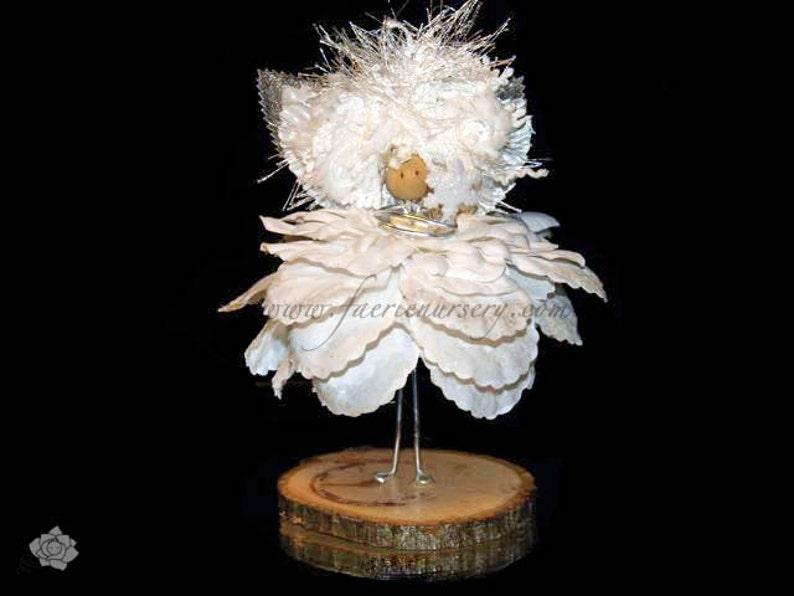 The Northern Faeries  Snowflake  OOAK Fairy image 0