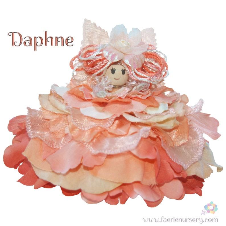 Daphne the Flower Petal Faerie Fairy image 0