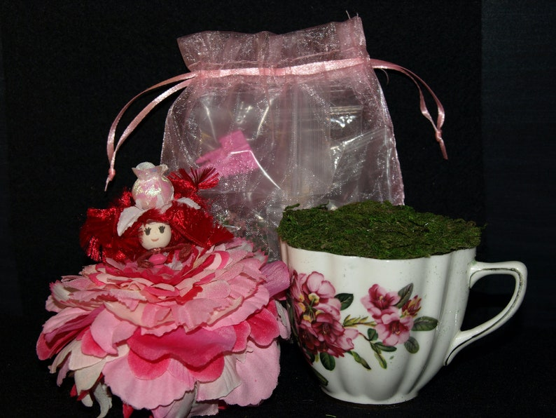 Sherrie and her Teacup Nursery Kit image 0