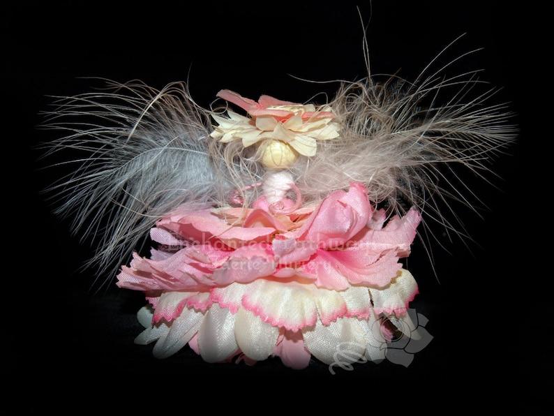 Abby the Flower Petal Faerie Fairy OOAK image 0