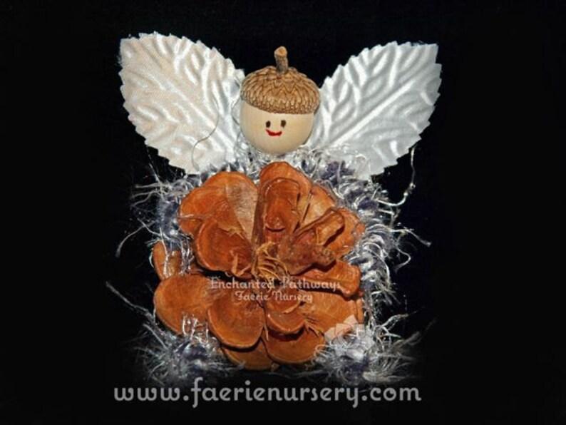Keith the Flower Petal Prince Fairy OOAK Elf image 0